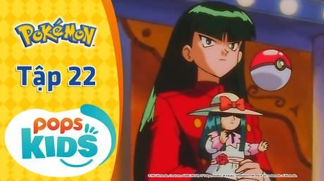 Pokémon S1 - Tập 22: Casey! Cuộc chiến siêu năng lực