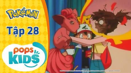 Pokémon S1 - Tập 28: Rokon! Trận chiến của những người chăm sóc