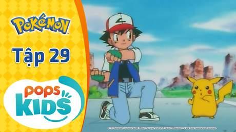 Pokémon S1 - Tập 29: Pokémon hệ giác đấu! Trận đại chiến