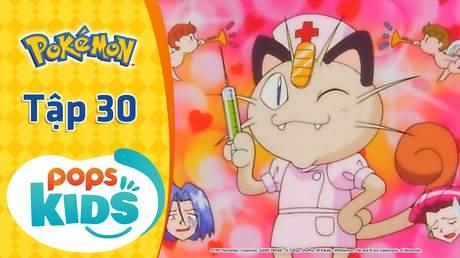 Pokémon S1 - Tập 30: Coil có nhìn thấy giấc mơ của chuột điện không?