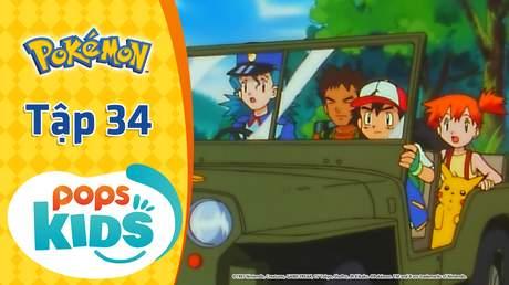 Pokémon S1 - Tập 34: Bài hát ru của Garura