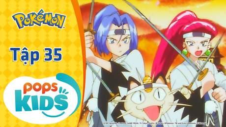 Pokémon S1 - Tập 35: Truyền thuyết về Miniryu