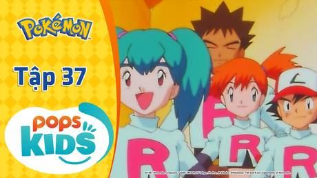 Pokémon S1 - Tập 37: Metamon và cô gái có tài bắt chước