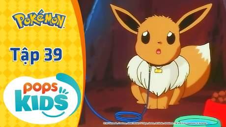 Pokémon S1 - Tập 39: Bốn anh em nhà Eevui