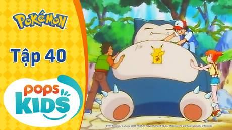 Pokémon S1 - Tập 40: Thức dậy đi Kabigon