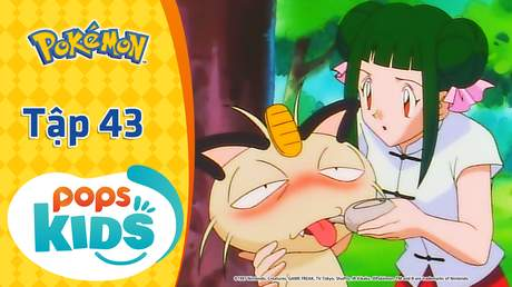 Pokémon S1 - Tập 43: Paras và Parasect