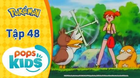 Pokémon S1 - Tập 48: Vịt Kamonegi