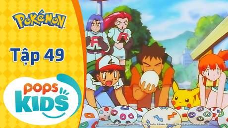 Pokémon S1 - Tập 49: Togepy là Pokémon gì?