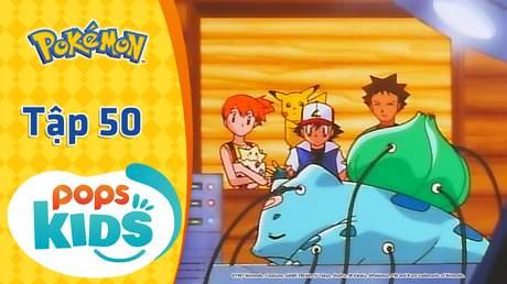 Pokémon S1 - Tập 50: Khu vườn bí mật của Fushigidane