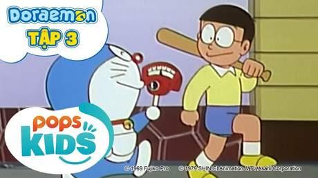 Doraemon S1 - Tập 3: Máy thay đổi trọng lượng