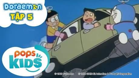 Doraemon S1 - Tập 5: Hố không trọng lực