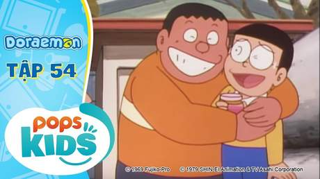 Doraemon S2 - Tập 54: Bột xà bông thể hiện mặt tốt