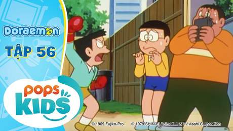 Doraemon S2 - Tập 56: Găng tay phản đòn