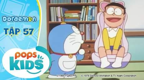 Doraemon S2 - Tập 57: Chiếc ghế vạn năng
