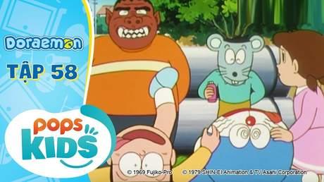 Doraemon S2 - Tập 58: Kem thay hình đổi mạng