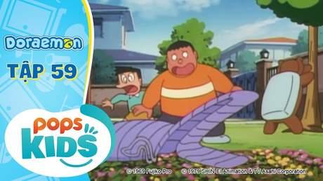 Doraemon S2 - Tập 59: Hạt tiêu động vật