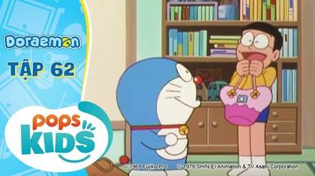 Doraemon S2 - Tập 62: Cái túi mua hàng