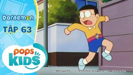Doraemon S2 - Tập 63: Thắt lưng nam châm