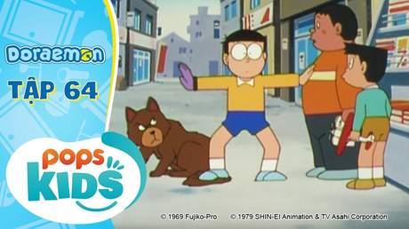 Doraemon S2 - Tập 64: Găng tay chạm đổi