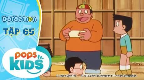 Doraemon S2 - Tập 65: Chiếc nón hiện thực