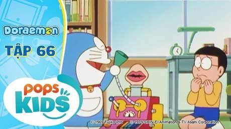 Doraemon S2 - Tập 66: Kẹo âm thanh bảy màu