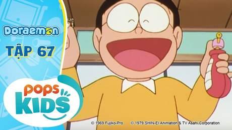 Doraemon S2 - Tập 67: Kẹo biến hình đầu đuôi
