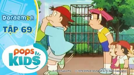 Doraemon S2 - Tập 69: Chiếc nón dũng khí Rinrin
