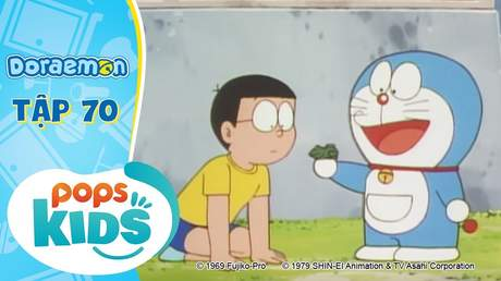 Doraemon S2 - Tập 70: Chú ếch bốn mùa