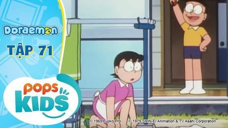 Doraemon S2 - Tập 71: Khẩu súng phát hiệu lệnh