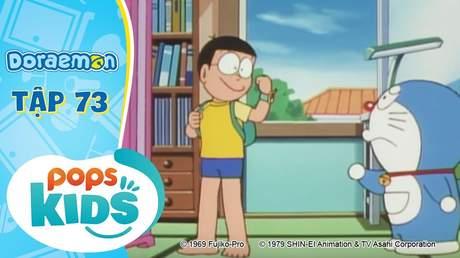 Doraemon S2 - Tập 73: Bộ điều khiển thời gian
