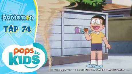 Doraemon S2 - Tập 74: Cây kèn tạo vòi rồng