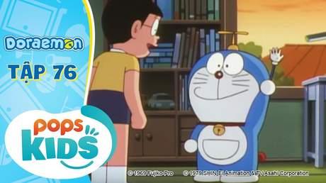 Doraemon S2 - Tập 76: Cánh tay tìm kiếm