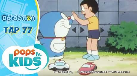 Doraemon S2 - Tập 77: Đất nặn siêu cấp vô địch