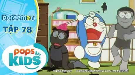 Doraemon S2 - Tập 78: Cây kéo cắt bóng