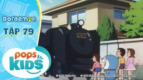 Doraemon S2 - Tập 79: Bộ tàu điện của tôi
