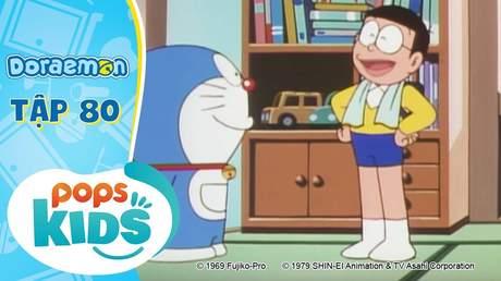 Doraemon S2 - Tập 80: Chiếc khăn kết thúc