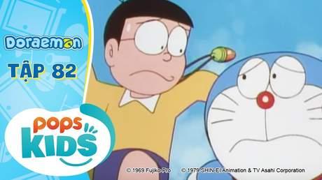 Doraemon S2 - Tập 82: Sợi dây lòng đố kỵ