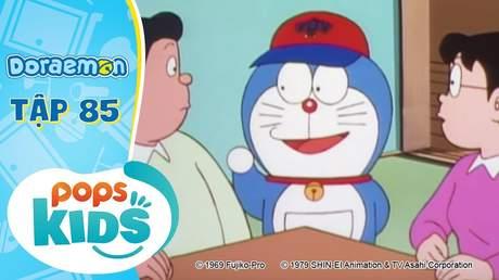 Doraemon S2 - Tập 85: Cái nón dơi