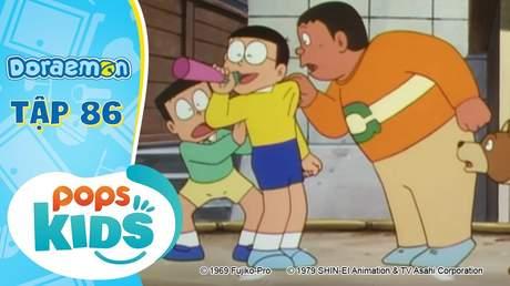 Doraemon S2 - Tập 86: Cái loa đổi người khẩn cấp