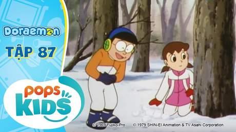 Doraemon S2 - Tập 87: Tai nghe ảo tưởng