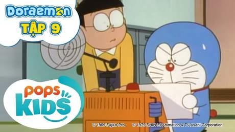 Doraemon S1 - Tập 9: Người thay thế