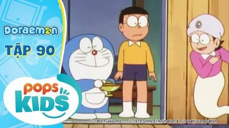 Doraemon S2 - Tập 90: Đèn thần làm ai cũng là thần đèn