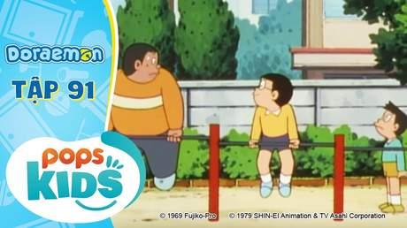 Doraemon S2 - Tập 91: Điều khiển bắt chước hình đậu phộng