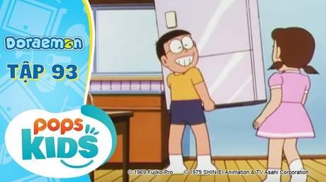 Doraemon S2 - Tập 93: Kem xoa mình đồng da sắt