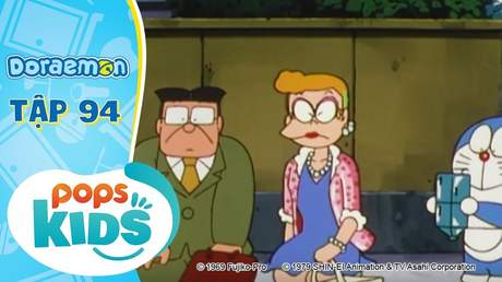 Doraemon S2 - Tập 94: Chai nhựa biết trả lời