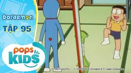 Doraemon S2 - Tập 95: Tấm gương khao khát
