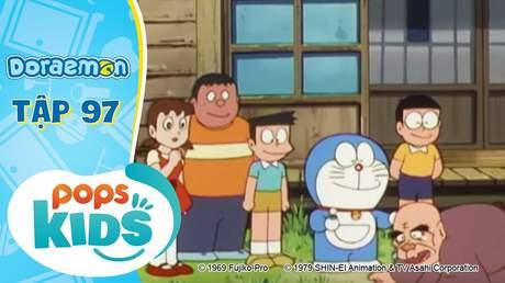 Doraemon S2 - Tập 97: Điều ước của Maho