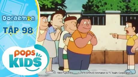 Doraemon S2 - Tập 98: Rô-bốt phúc thần