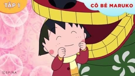 Cô bé Maruko S1 - Tập 1: Maruko muốn bị Shishimai cắn!