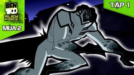 Ben 10 Alien Force S2 - Tập 1: Darkstar trỗi dậy